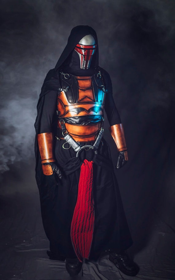DARTH REVAN Costume Star Wars Cosplay mandalorian armor | Etsy