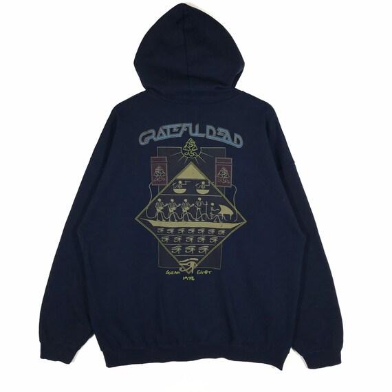 Vintage Grateful Dead Egypt Hoodie