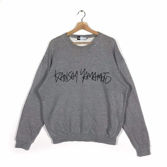 Vintage Kansai Yamamoto Sweatshirt