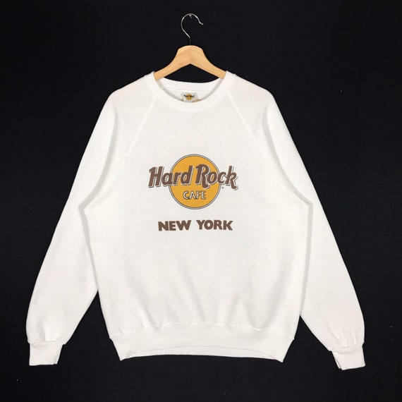 Vintage Hard Rock Cafe New York Sweatshirt