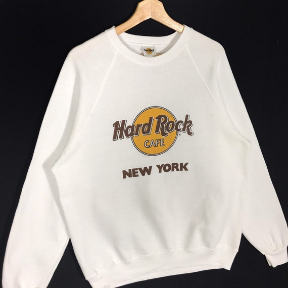 Vintage Hard Rock Cafe New York Sweatshirt - image 2