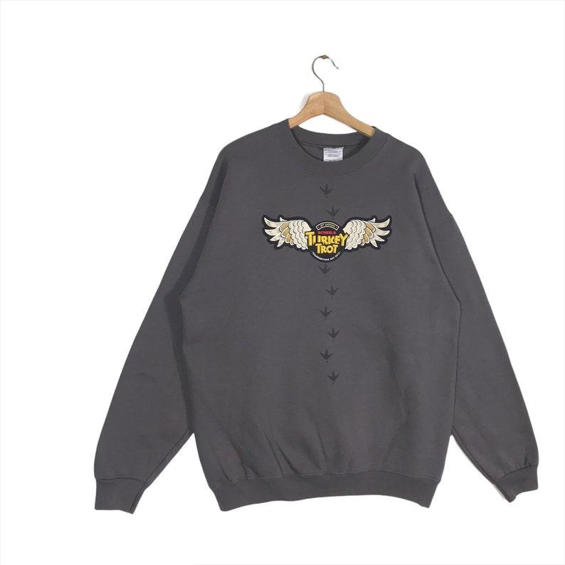 Vintage Scheels Turkey Trot Sweatshirt