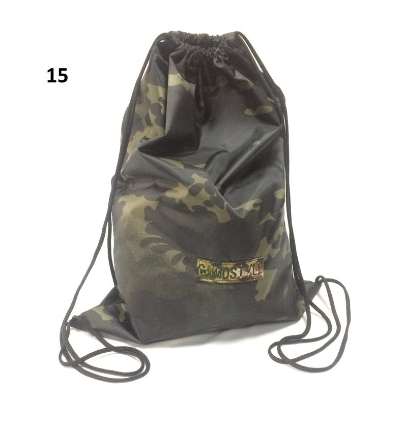 Camo BAG FOR FOOTWEAR Camouflage