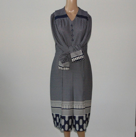 Elegante kleider 70er jahre