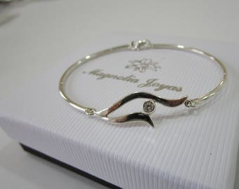 925 sterling silver bracelet womens bracelet jewelry bracelets silver jewelry womens jewelry gift for woman womens gift silver bracelet