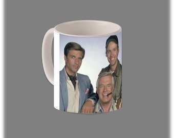 The A-Team Coffee Cup #1075