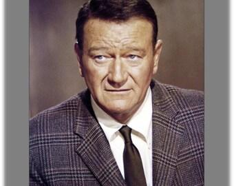 John Wayne 11x14 Photo Poster #1322