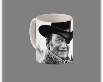 John Wayne Coffee Mug #1091