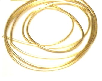 Pale gold french wire/purl/gimp