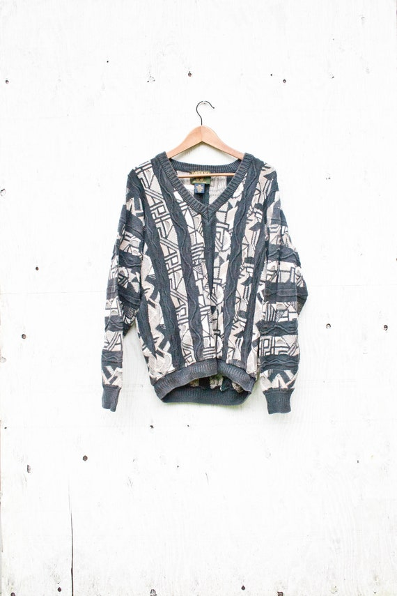 Tosani Sweater - Medium - COOGI Inspired Sweater -