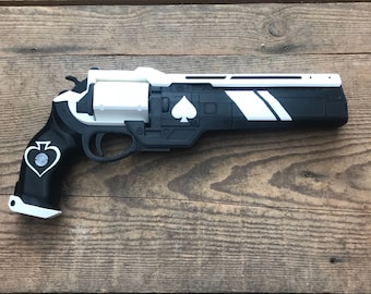 9ce96086036 Ace of Spades Hand Cannon - Destiny (3D Printed)