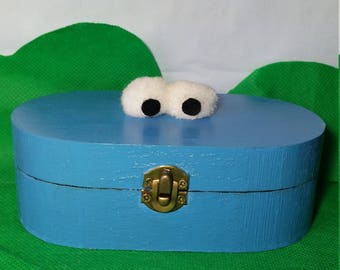 Cookie Monster Box