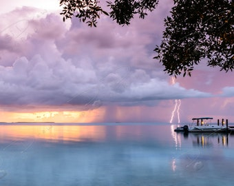 Lightning and Storms