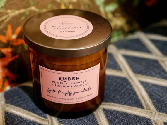 Ember Soy Candle