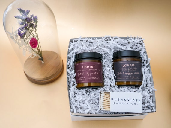 Deluxe Candle Gift Box