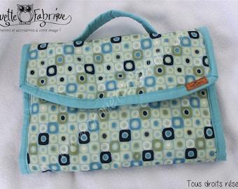 Changing travel - Diaper changing mat - diaper changing pad - portable - travel - baby mat