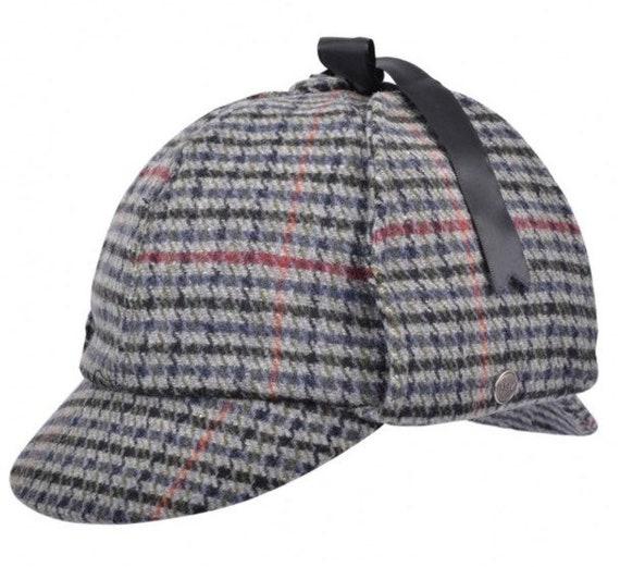 üppiges Design Neueste Mode moderate Kosten Sherlock Holmes - Deerstalker Hut Tweed
