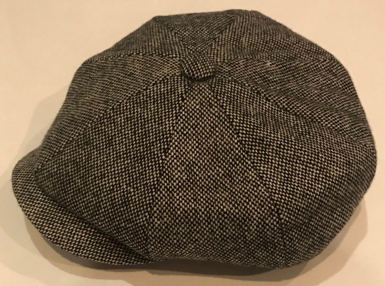 129dc8894ae Peaky blinder hat 8 panel style bakerboy type classic style