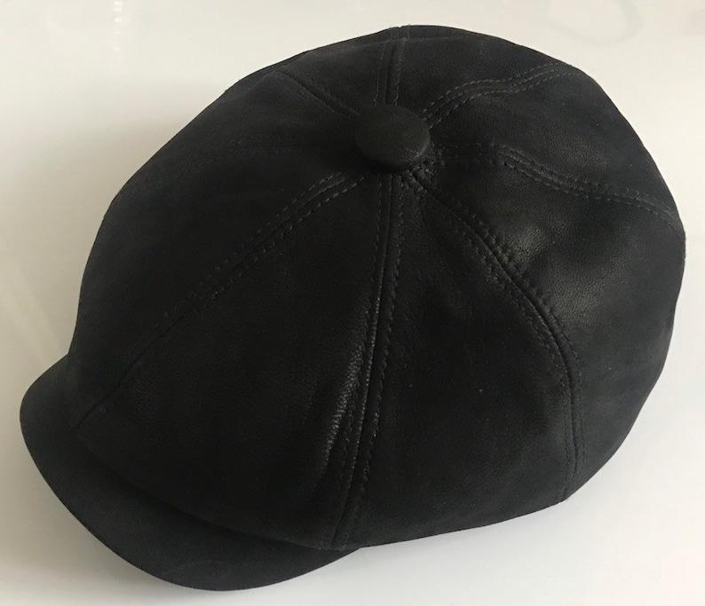 Neuf Garçons Enfants Herringbone Tweed Flat Cap 2 Couleurs 3 Tailles