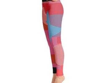 dcb8ee437c13 Colorful Yoga Leggings