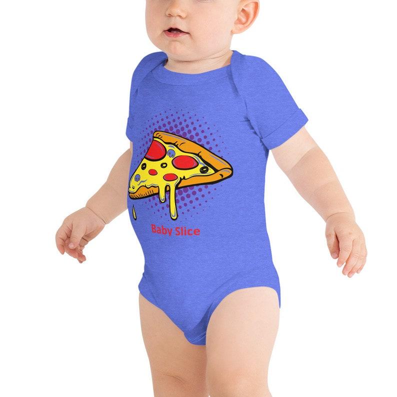 Baby One Piece T-Shirt Baby Onesies Cute Baby Onesie Baby Jumper Baby Pizza Slice Onesie