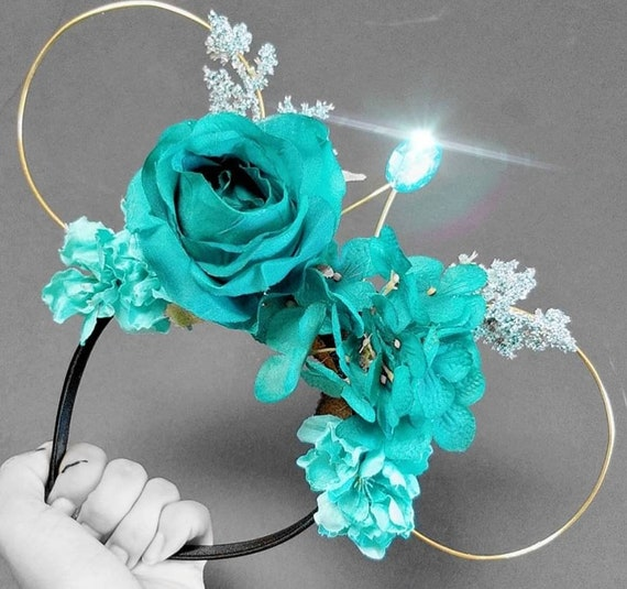 Diamond In The Rough Mickey Ears Diy Christmas Gift Gift For Her Wire Ears Disney Princess Jasmine
