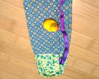 Handmade Yoga Mat Bag Yoga Bag Sports Bags Tote Yoga Sling bag Pilates Bag Pilates Mat Bag