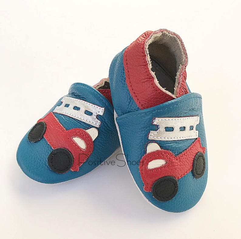 f479c190b3135 Baby Soft Leather Shoes Infant Moccasin Baby Boy Soft Sole Shoes Toddler  First Walker Baby Slippers