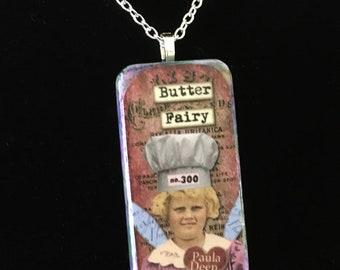 Adorable Dominoe Pendant - Butter Fairy