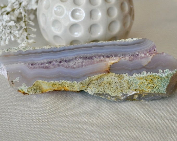 Natural Amethyst from Bulgaria, Crystal Cluster, Amethyst Geode,  Healing Crystal, Amethyst cluster, Crystal bed