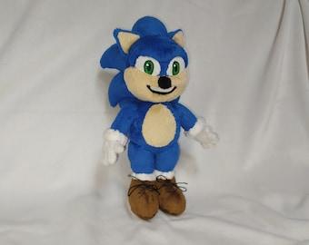 Comission Plush Toy Sonic Jet Etsy