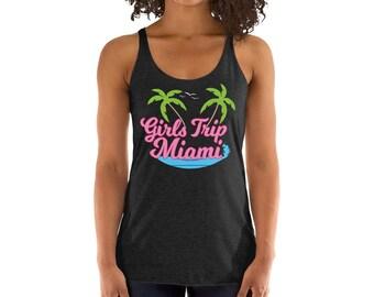 df66ba76 Miami girls tank | Etsy