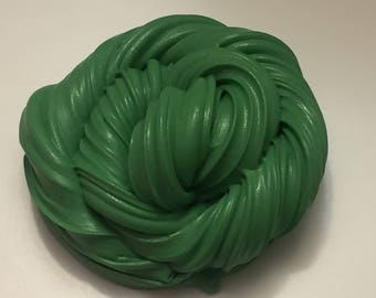 8oz Green Apple Laffy Taffy Slime