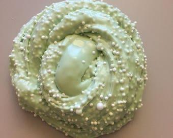 8oz Kiwi Crunch Slime