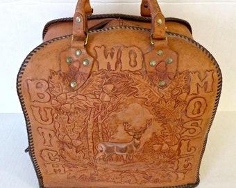 Bowlingtaschen Vintage   Etsy DE