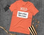Mild Taco Sauce Packet 'Save a bun. Eat a taco.' Halloween Costume