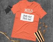 Mild Taco Sauce Packet 'Pick me! Pick me!' Halloween Costume