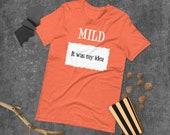 Mild Taco Sauce Packet 'It was my idea' Halloween Costume