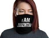 I Am Essential! First Responders Neck Gaiter
