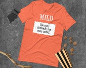 Mild Taco Sauce Packet 'Use your stomach, not your mind.' Halloween Costume