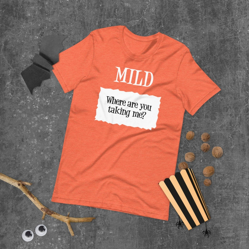 Mild Taco Sauce Packet /'Where are you taking me?/' Halloween Costume