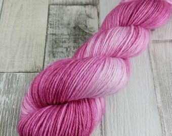 Hand dyed wool with merino and bamboo DK color 507