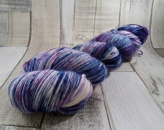 100g strand hand dyed sock wool color 053 for crochet and knitting