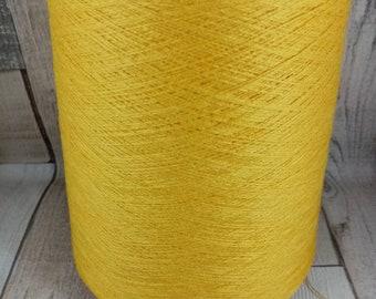 Bobbel Uni Sonne 4 fädig zum häkeln und stricken