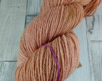 100% virgin wool merino from Germany hand dyed