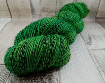 Hand dyed sock yarn in 100g strand colour 036