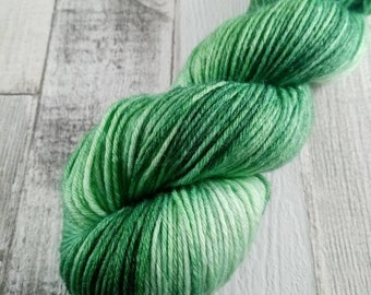 Hand dyed wool with merino and bamboo DK color 510