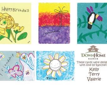 All Occasion - Handmade Greeting Cards