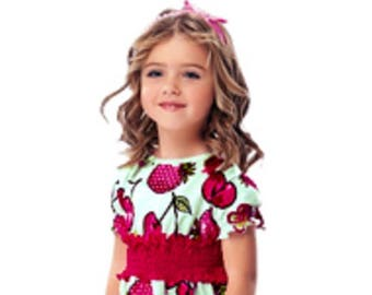 flowergirl dress PDF Pattern for Girls Clothes Sewing Pattern