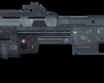 UNSC M45 Shotgun Halo Reach 3D Printed Model Kit
